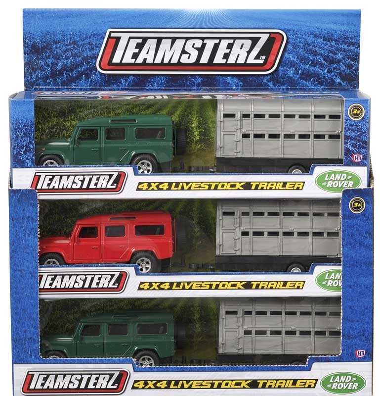 Wholesalers of 4 X 4 Livestock Trailer toys